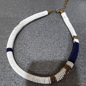 Raven & Lily beaded necklace, NWOT